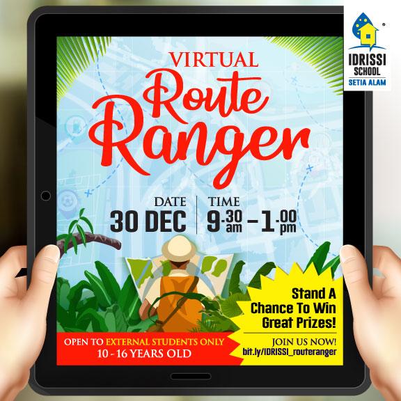 [IDRISSI]VirtualRoute-Ranger