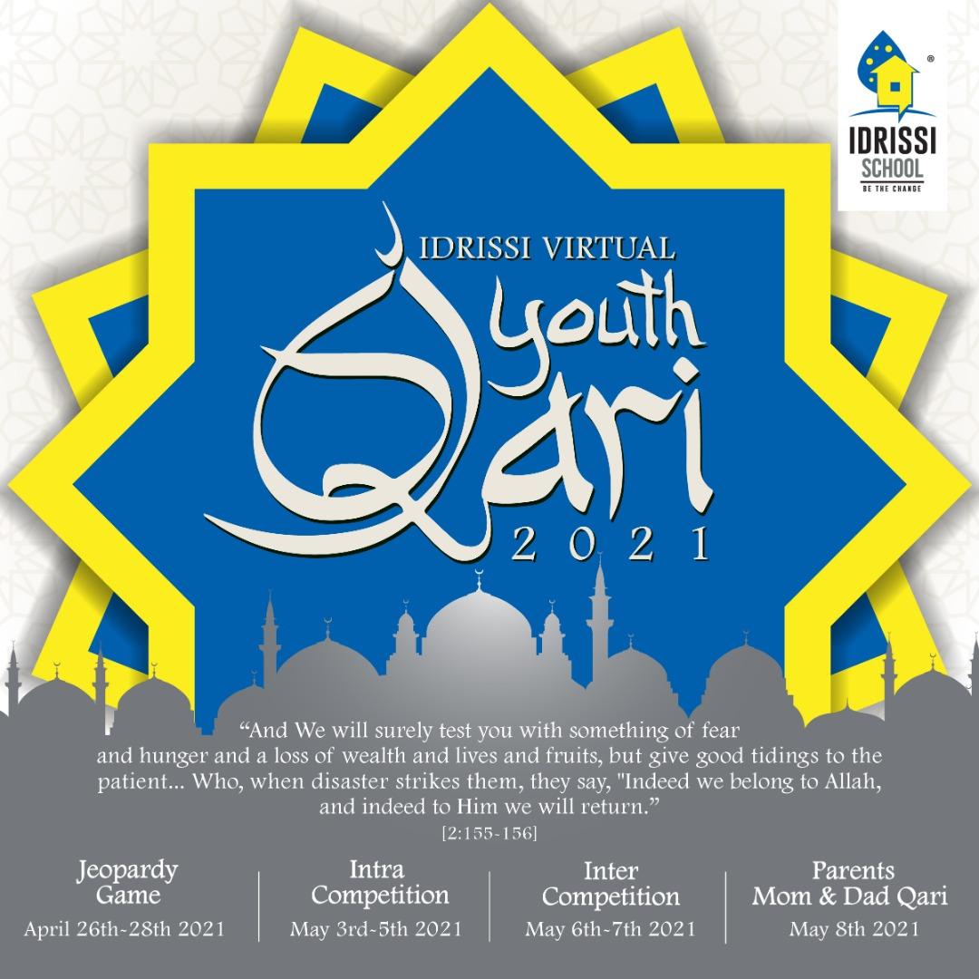 Youth Qari 2021 Poster